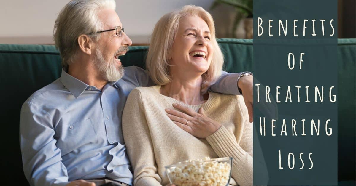 Benefits of Treating Hearing Loss